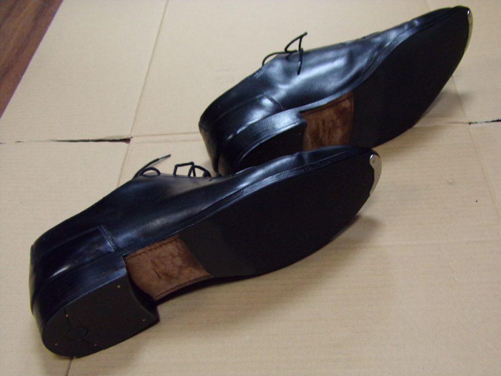 Chaussures réparées